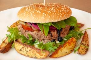 Rebitud Sealiha Burger
