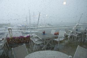 Vihmane vaade